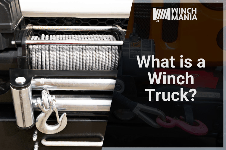 What is a Winch Truck