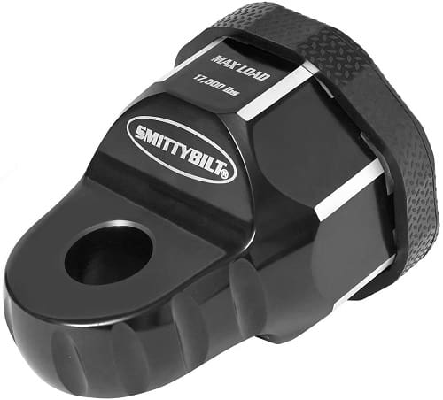Smittybilt 2820 Aluminum Winch Shackle