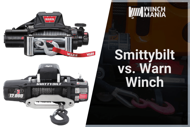 Smittybilt vs. Warn Winch