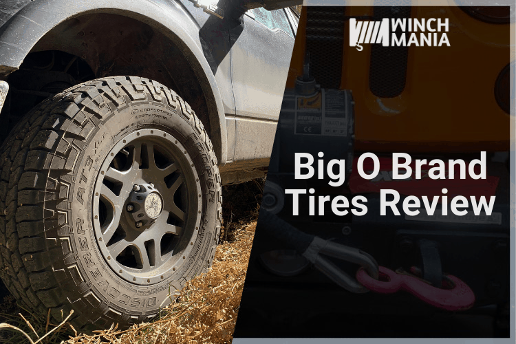 Big O Brand Tires Review