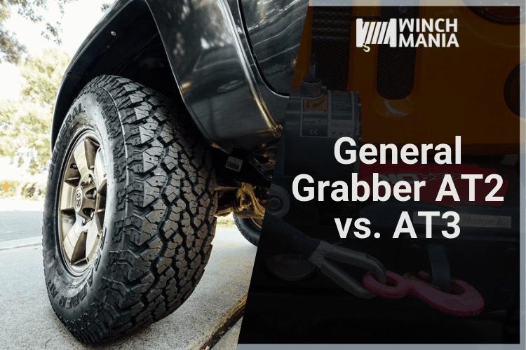 General Grabber AT2 vs. AT3