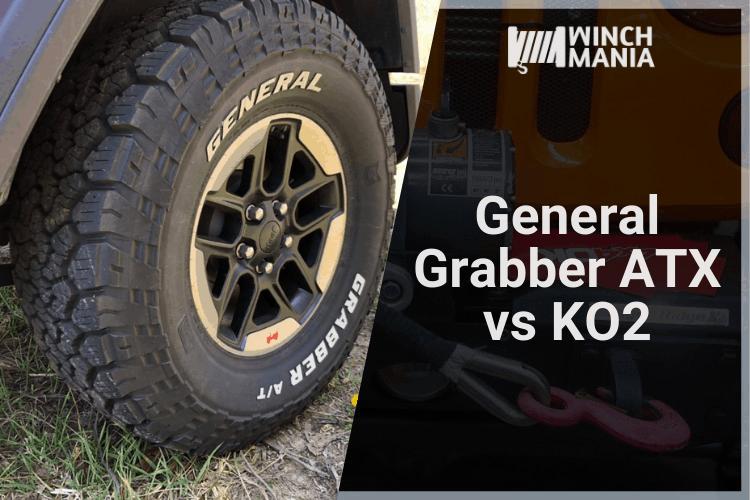 General Grabber ATX vs KO2