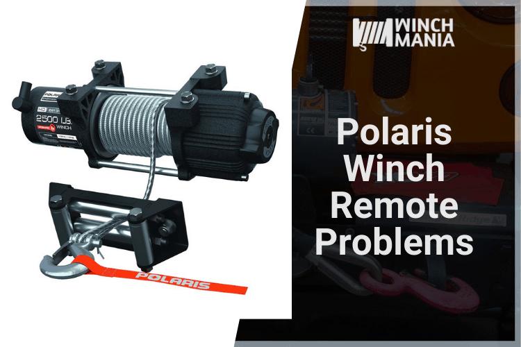 Polaris Winch Remote Problems