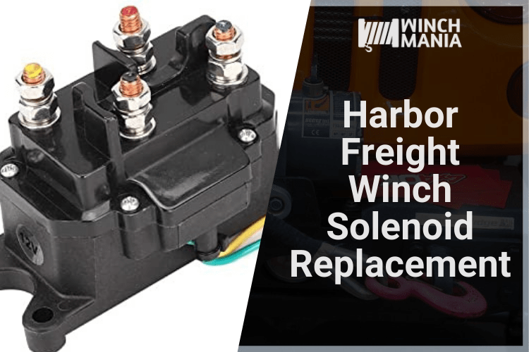 Harbor Freight Winch Solenoid Replacement